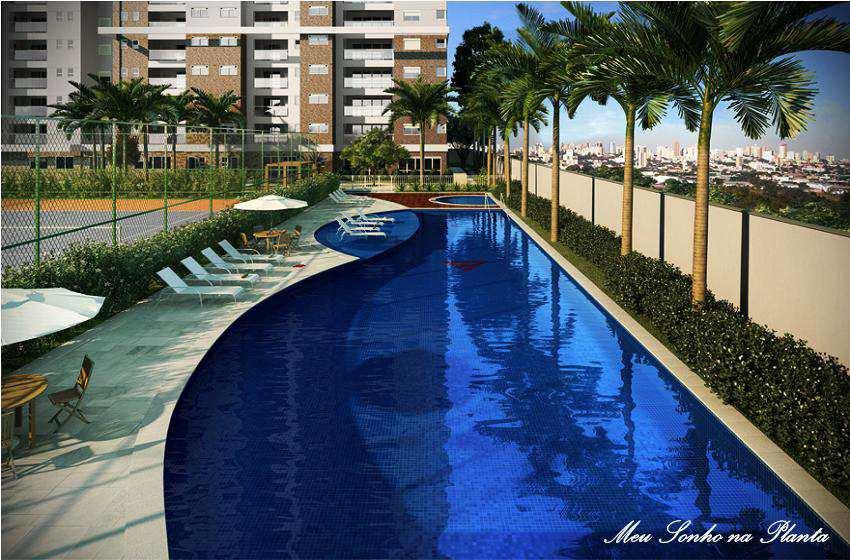 Apartamento em Campinas, bairro Cambuí