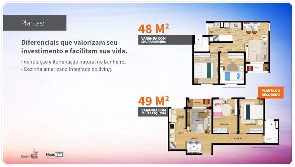 Apartamento em Campinas, no bairro Jardim Samambaia