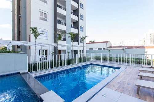 Apartamento, código 41 em Campinas, bairro Guanabara Condomínio Morada Park