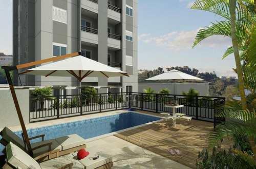 Apartamento, código 41 em Campinas, bairro Guanabara