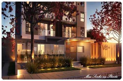 Apartamento, código 46 em Campinas, bairro Próximo A Lagoa do Taquaral