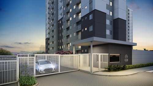 Apartamento, código 61 em Valinhos, bairro Jardim Novo Horizonte