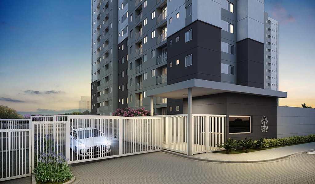 Apartamento em Valinhos, bairro Jardim Novo Horizonte