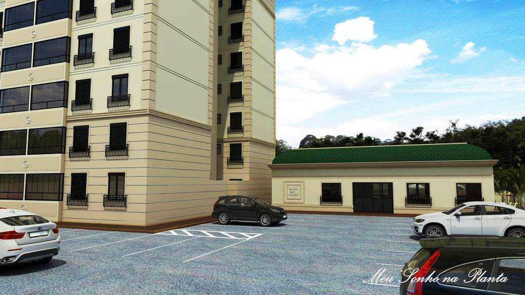 Apartamento em Paulínia, no bairro Jardim Ypê