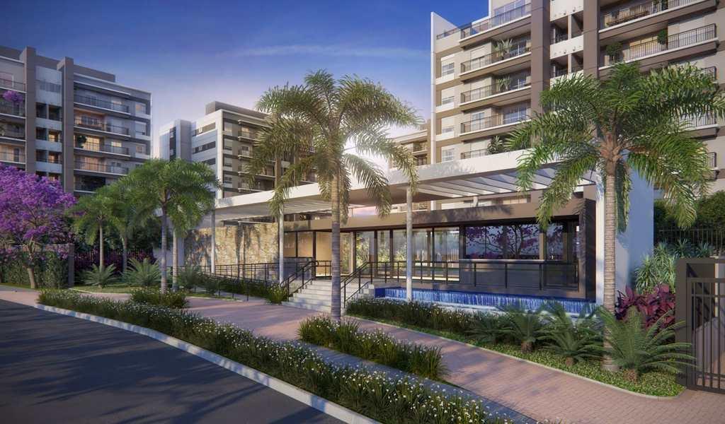 Penthouse em Campinas, bairro Swiss Park