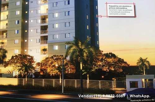 Apartamento, código 76 em Paulínia, bairro Jardim América