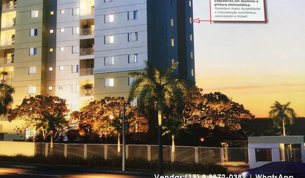 Apartamento em Paulínia, bairro Jardim América