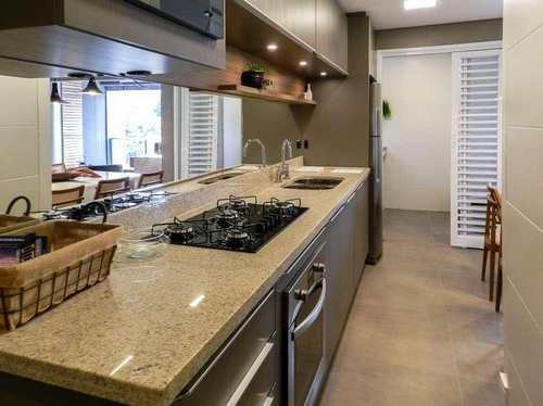 Apartamento, código 78 em Campinas, bairro Cambuí