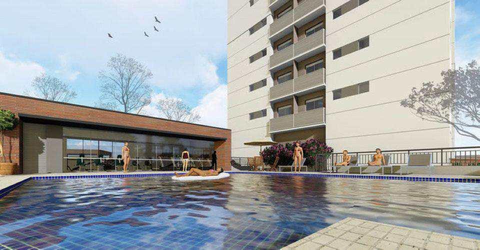 Apartamento em Campinas, no bairro Chácara Cneo