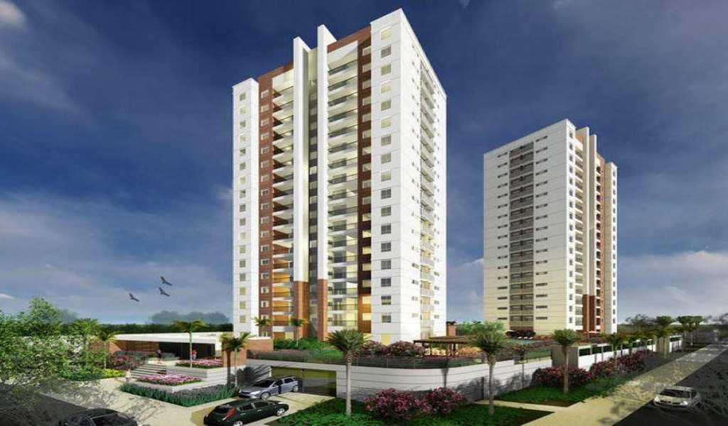 Apartamento em Campinas, bairro Chácara Cneo