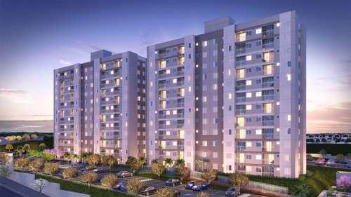 Apartamento, código 86 em Campinas, bairro Jardim das Cerejeiras