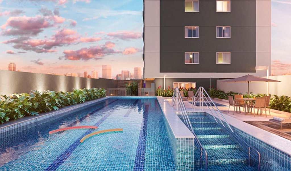 Apartamento em Campinas, bairro Quirino 779, Apartamentos de 40M², 1 Dormitório, 1 Vagas, no Centro