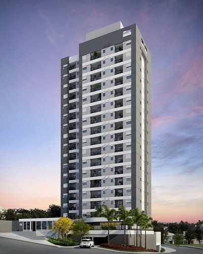 Apartamento, código 99 em Campinas, bairro Urban Design Taquaral - Apartamentos Com 35M², 1 Dormitório E 1 Vaga de