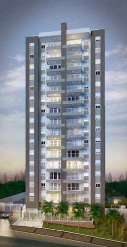 Apartamento, código 101 em Campinas, bairro São Bernardo