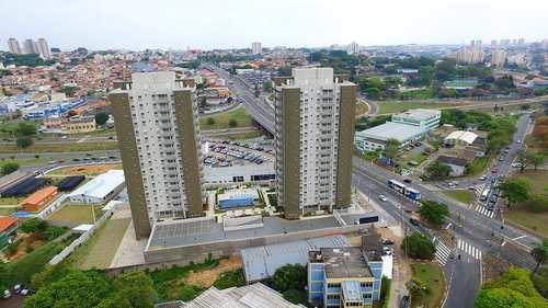 Apartamento, código 101 em Campinas, bairro São Bernardo Condomínio Up Living