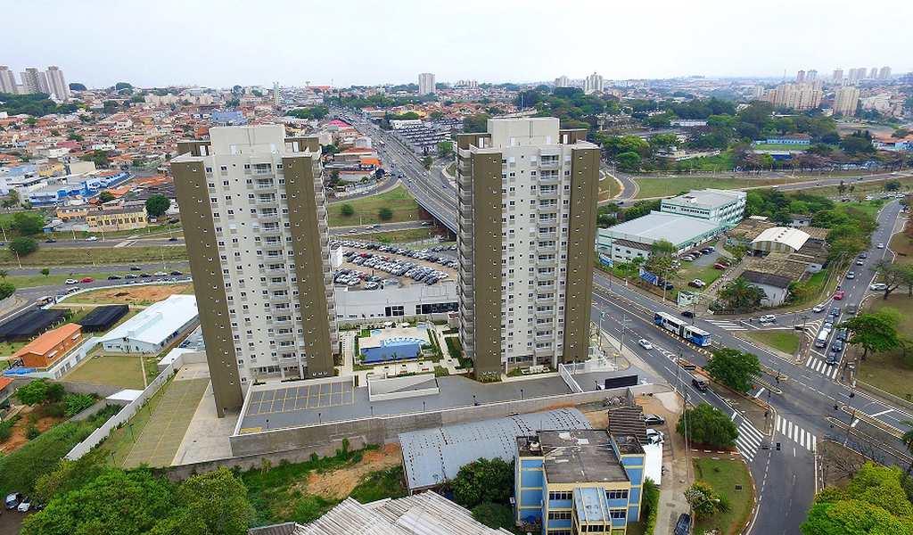 Apartamento em Campinas, bairro São Bernardo Condomínio Up Living