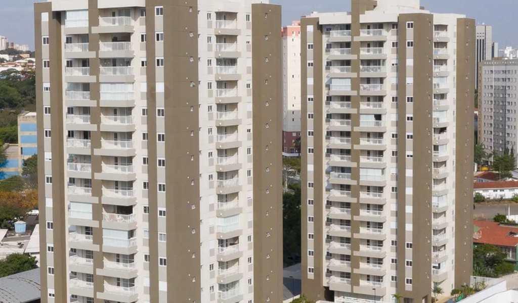Apartamento em Campinas, bairro Up Living, Apartamento 55M², 2 Dormitórios, 1 Vaga,  São Bernardo