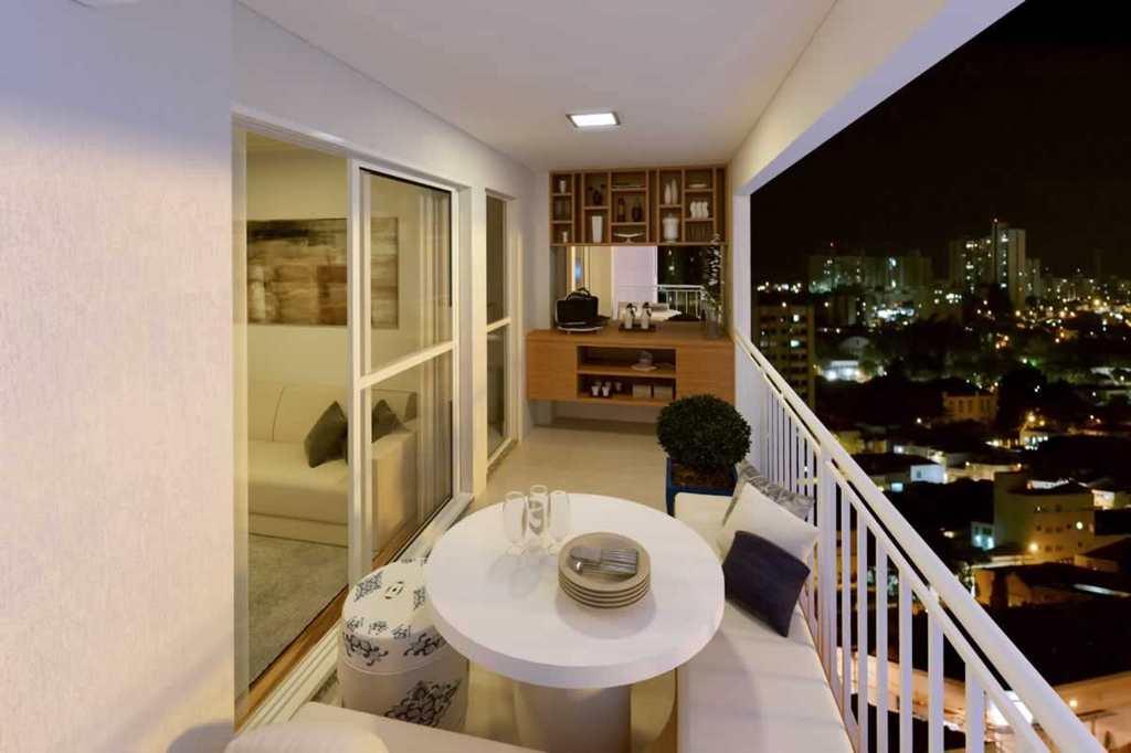 Apartamento em Campinas, no bairro Up Living, Apartamento 55M², 2 Dormitórios, 1 Vaga,  São Bernardo