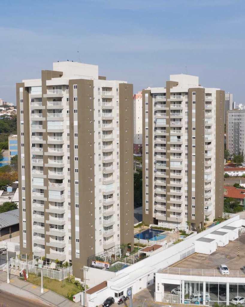 Apartamento em Campinas, no bairro Up Living, Apartamento 72M², 3 Dormitórios, 2 Vagas, São Bernardo em Cam