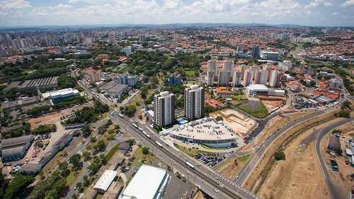Apartamento, código 102 em Campinas, bairro São Bernardo Condomínio Up Living