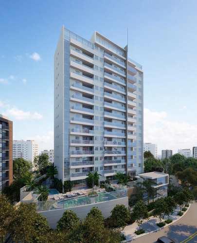 Apartamento, código 104 em Campinas, bairro Blu Residencial, Apartamentos 62M², 2 Dormitórios E 2 Vagas, Chácara da
