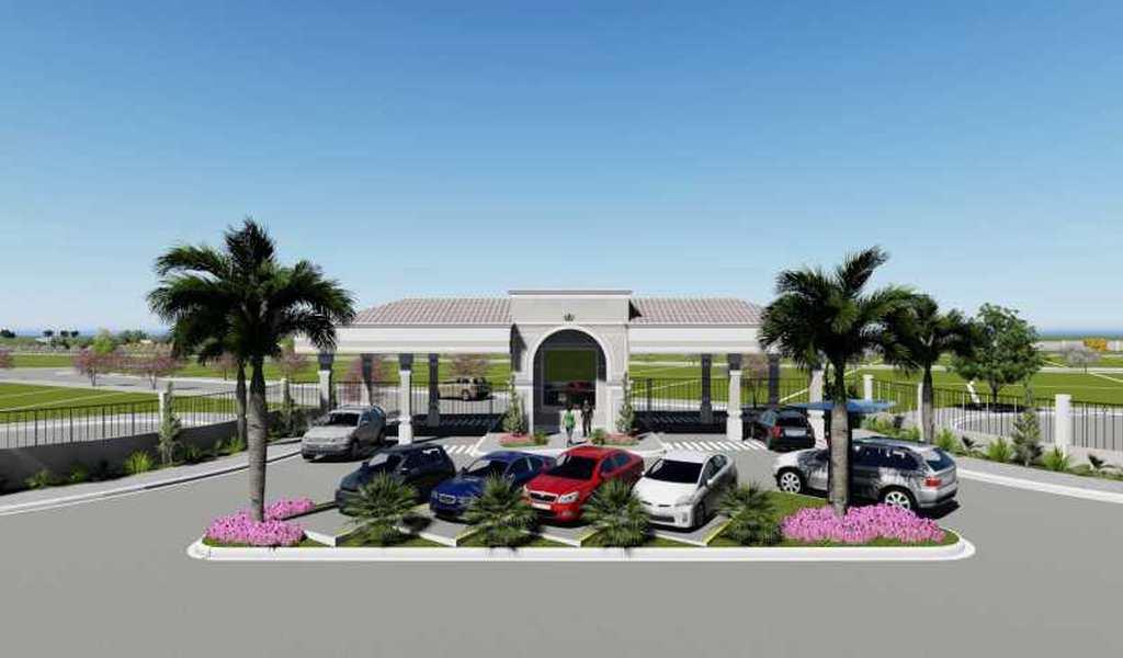 Loteamento em Paulínia, bairro Parque Brasil 500 Condomínio Royal Garden