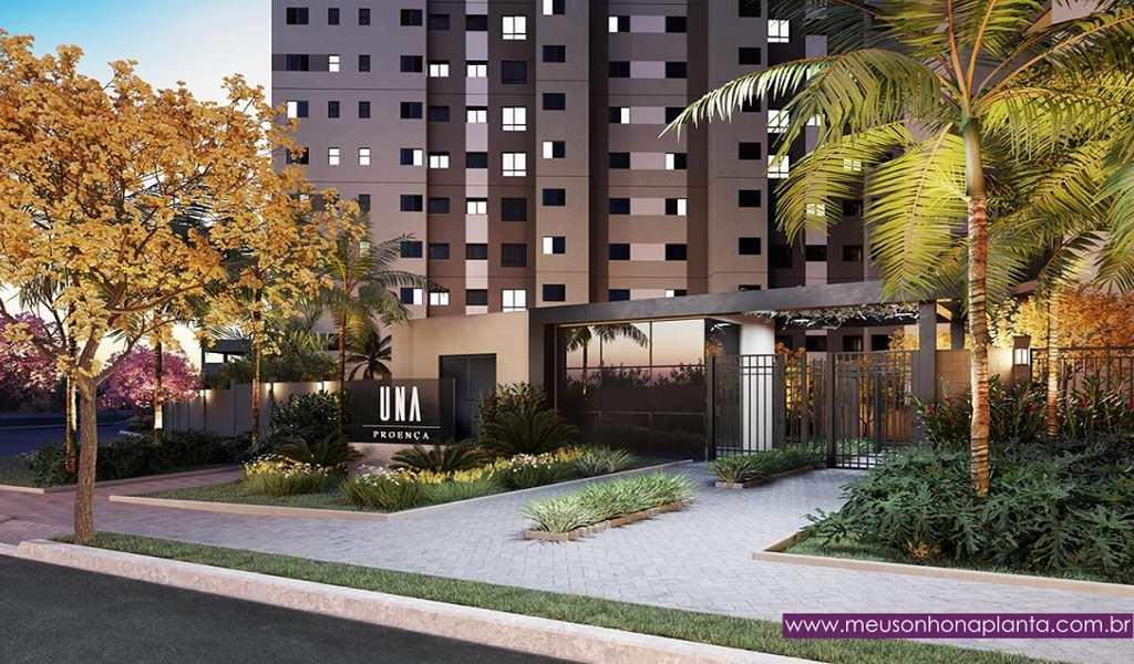 Apartamento em Campinas, bairro Jardim Proença Condomínio Una
