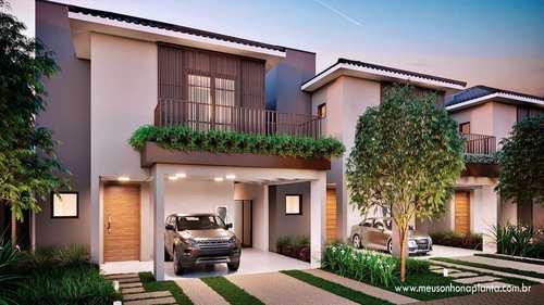 Casa de Condomínio, código 154 em Campinas, bairro Barão Geraldo Condomínio Natus Home