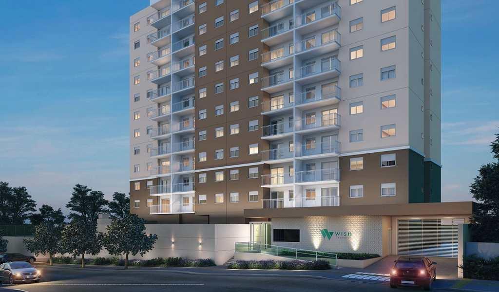 Apartamento em Campinas, bairro Taquaral Condomínio Wish