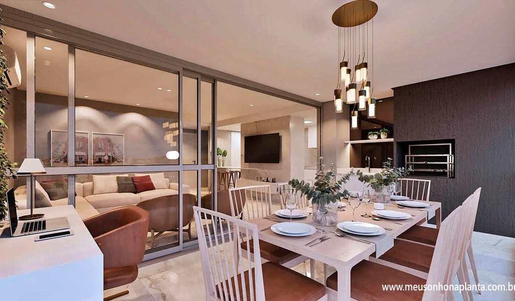 Apartamento em Campinas, bairro Cambuí Condomínio Altitude