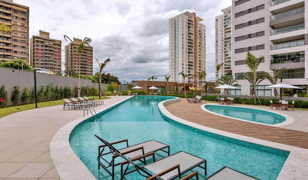 Apartamento em Campinas, bairro Taquaral Condomínio Sartoria