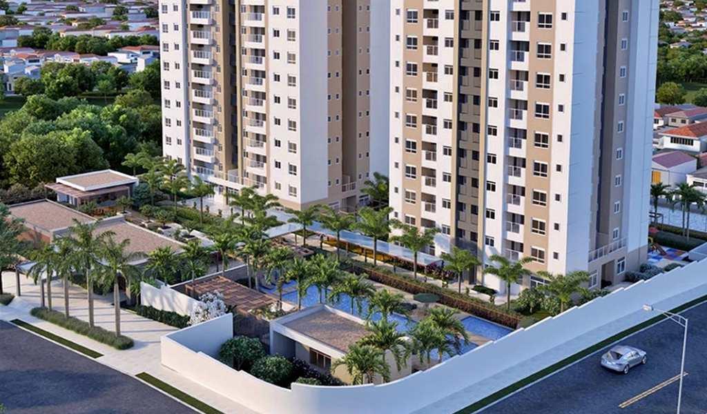 Apartamento em Campinas, bairro Taquaral Condomínio Splendor Patriani