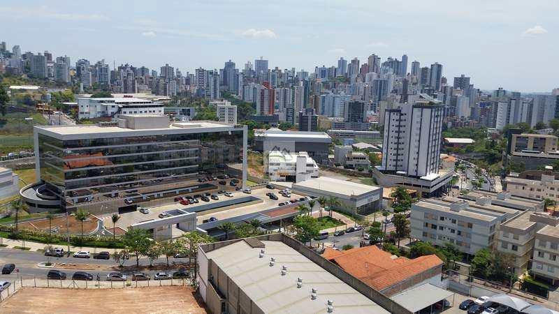 Sala Comercial em Belo Horizonte, no bairro Estoril