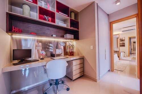 Apartamento, código SN201726 em Belo Horizonte, bairro Funcionários