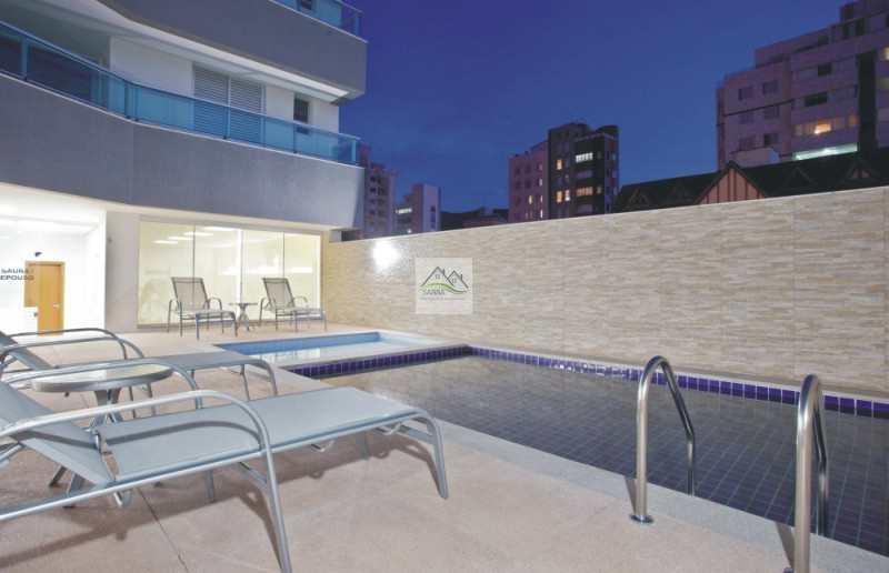 Apartamento em Belo Horizonte, no bairro Serra