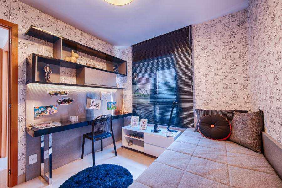 Apartamento em Belo Horizonte, no bairro Santa Efigênia