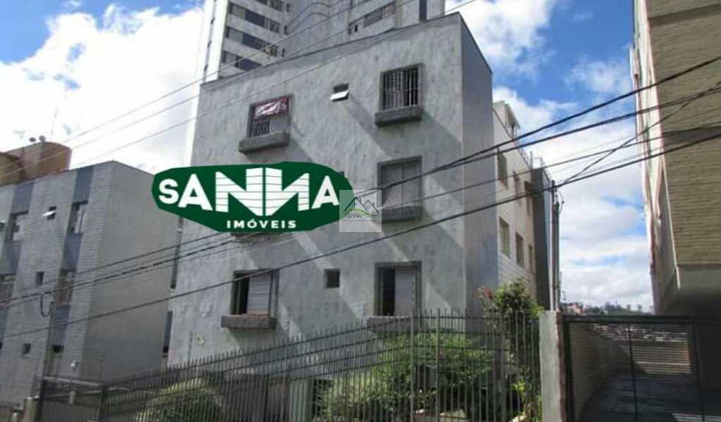 Apartamento em Belo Horizonte, bairro Santo Antônio