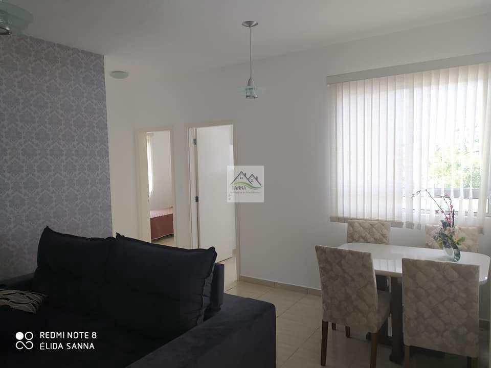 Apartamento em Conselheiro Lafaiete, no bairro Morro da Mina