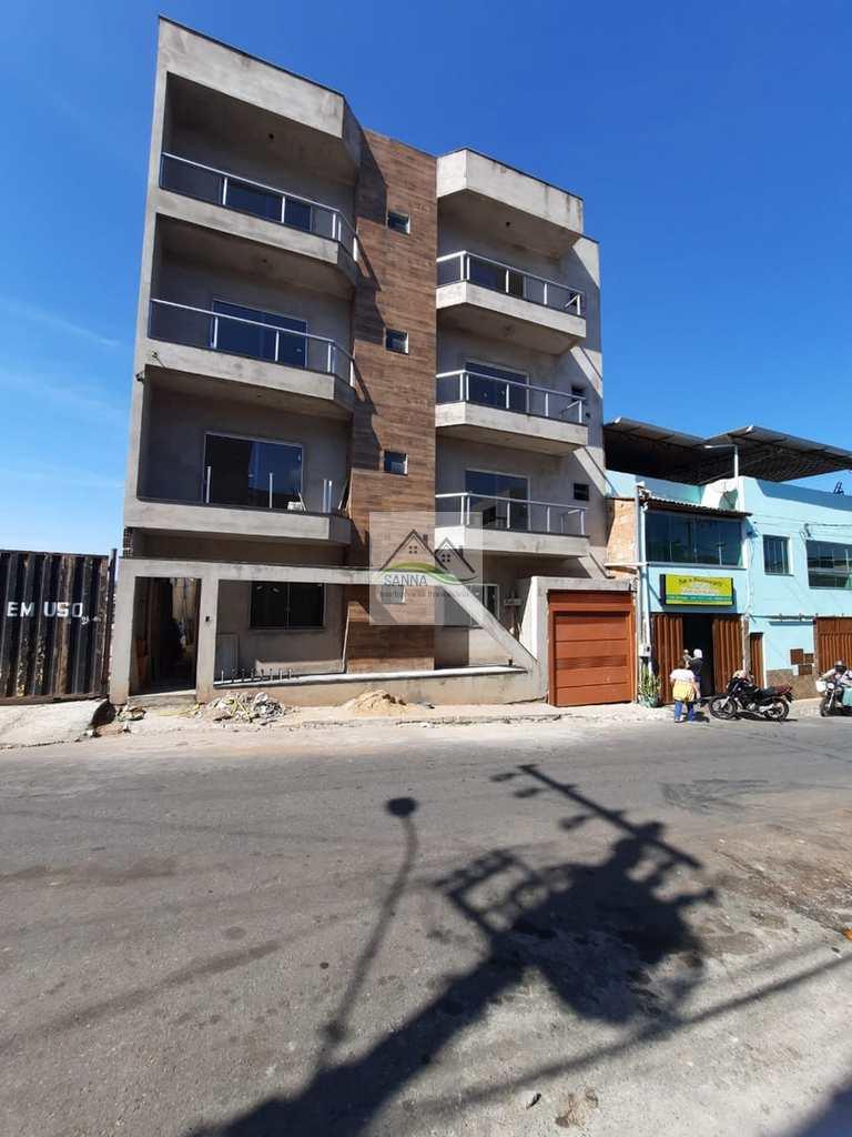 Apartamento em Conselheiro Lafaiete, no bairro Santuário