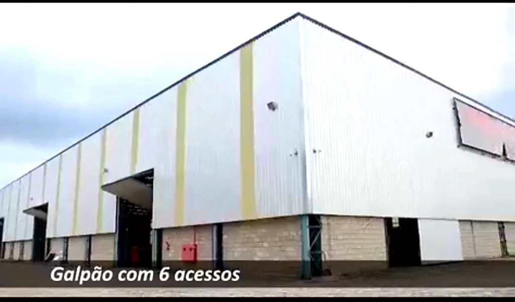 Galpão Industrial em Pouso Alegre, bairro Centro
