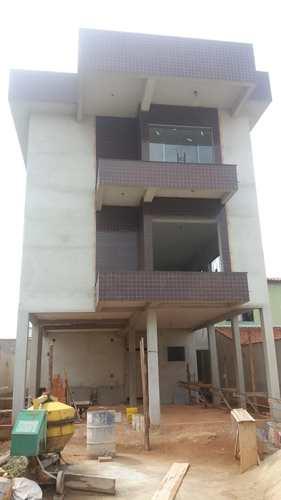 Apartamento, código 205 em Santa Rita do Sapucaí, bairro Família Andrade