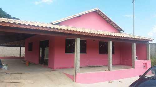 Casa, código 233 em Santa Rita do Sapucaí, bairro Santa Felicidade