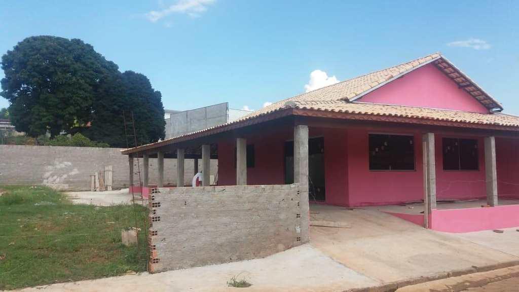 Casa em Santa Rita do Sapucaí, no bairro Santa Felicidade