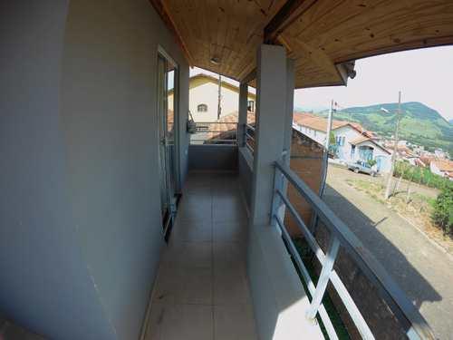 Casa, código 248 em Cachoeira de Minas, bairro Centro