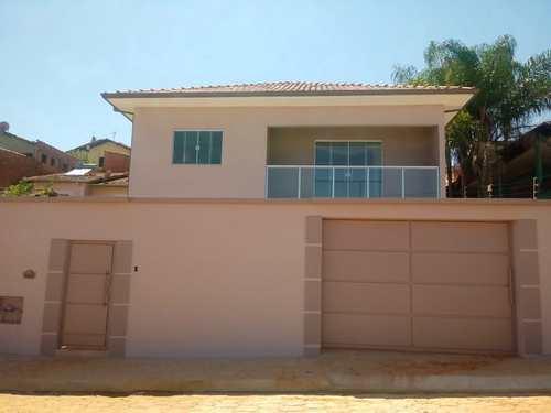 Casa, código 242 em Santa Rita do Sapucaí, bairro Loteamento Vale