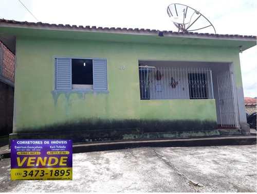 Casa, código 243 em Santa Rita do Sapucaí, bairro Loteamento Santana