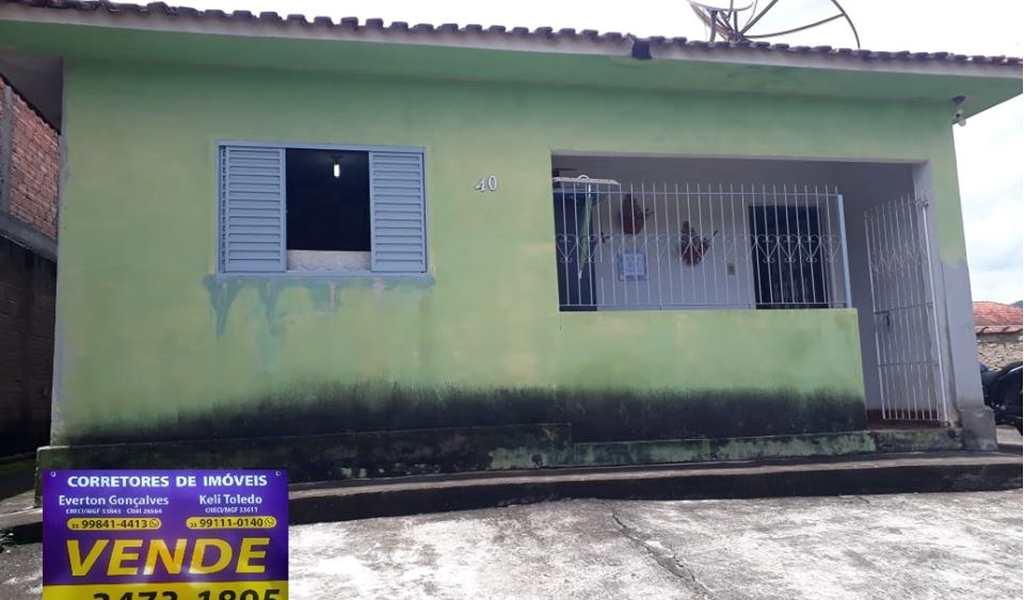 Casa em Santa Rita do Sapucaí, bairro Loteamento Santana