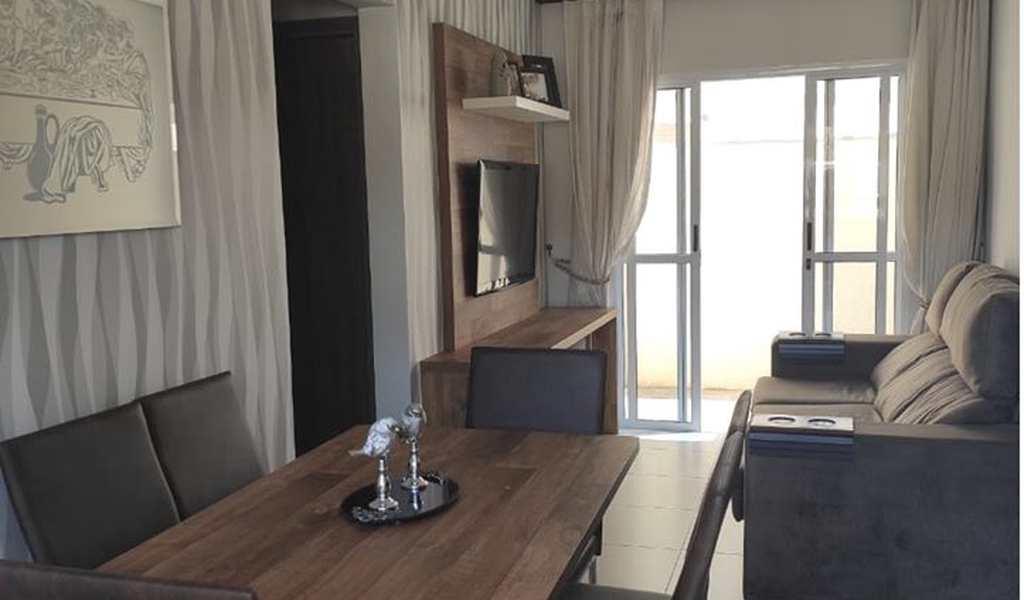 Apartamento em Santa Rita do Sapucaí, bairro Morada do Sol