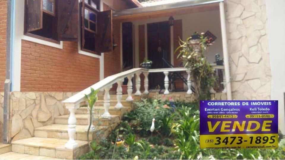 Casa em Santa Rita do Sapucaí, no bairro Zona Rural