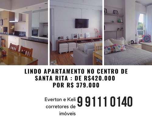 Apartamento, código 269 em Santa Rita do Sapucaí, bairro Centro